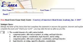 FREE Real Estate Sales Exam Prep
